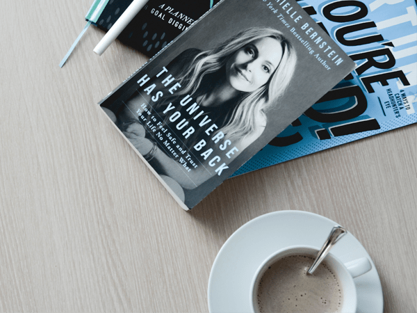 gabrielle bernstein, boek, universum, universe, koffie, merk, voorkeur