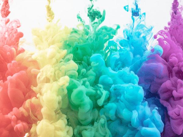 kleuren, rook